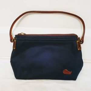 Dooney & Bourke Nylon Shoulder Bag, Navy Blue